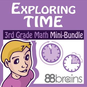 Time Mini-Bundle (CCSS)