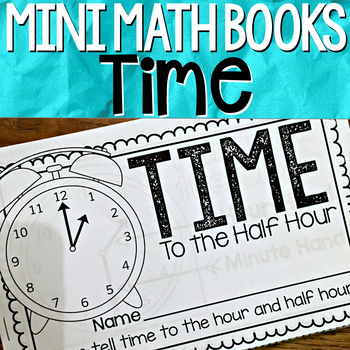 Time { Mini Math Book }