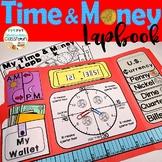Time & Money Lapbook Interactive Kit