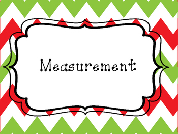 Time, Money, Measurement, Addition, and Sub traction Review
