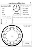 Time O'clock - Pack 1