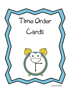 Time Order