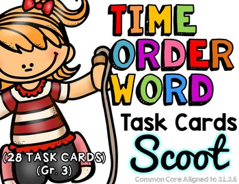 Time Order Words