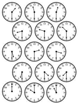 Time Ornaments