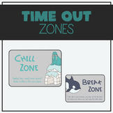 Time Out Zones - Posters/Signs - Arctic Theme