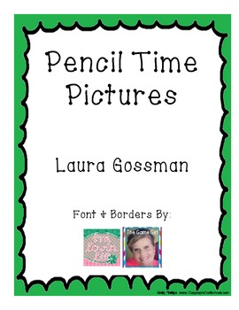 Time Pencils Pictures