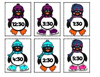 Time Penguins