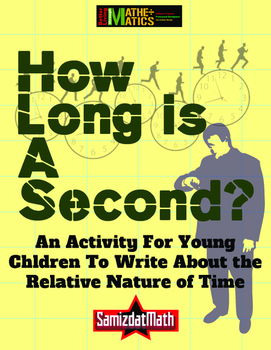 Time Perception & Writing: How Long is a Second?