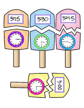 Time Popsicles