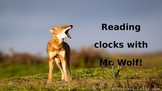 Time PowerPoint - What's the time Mr. Wolf?