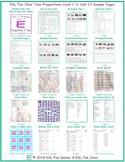 Time Prepositions Level 1-B Unit 17 Bundle
