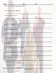 Time Prepositions Scrambled Sentences Worksheet