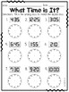 Time Printables {To 5 minutes}