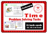 Time Problem Solving Tasks: Challenging and Enrichment Mathematical Tasks