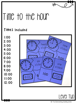 Time Puzzle Matching Center