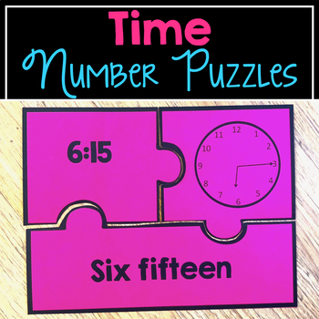Time Puzzles