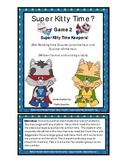 Time: Quarter Past and Quarter Till Super Kitty Heros Set 2