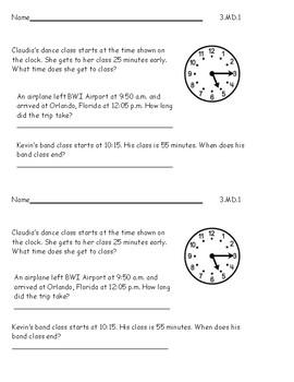 Time Quick Quiz