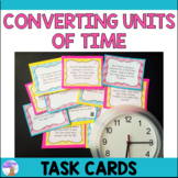 Converting Time Task Cards