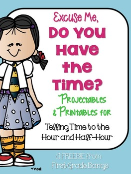 Time Review FREEBIE