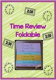 Time Review Foldable