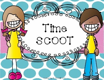Time SCOOT 5 minute intervals