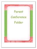 Time Saver Parent Contact Folder