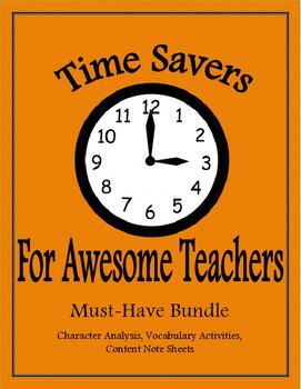 Time Savers Bundle