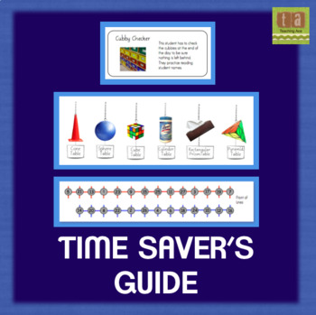 Time Savers Guide - Easy Ideas with Little or No Effort on Your Part!
