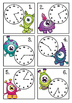 Time Scoot: 5-minute intervals