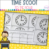 Time Scoot- Telling Time to the Hour