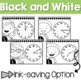Telling Time Task Cards - Solve, Flip & Check