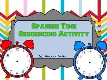 Time Sequencing Activity