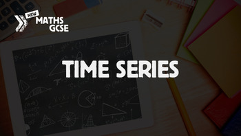 Time Series - Complete Lesson