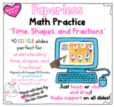 Time, Shapes, and Fractions | Eureka Engage NY Module 8 |