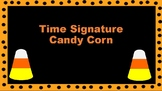 Time Signature Candy Corn