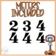 Time Signature Game - Meter Madness Relay Race