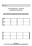 Time Signatures - Composition in 9/8