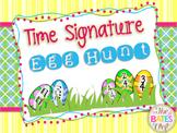 Easter Time Signatures Egg Hunt