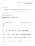 Time Signatures Quiz