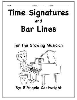 Time Signatures and Bar Lines