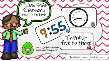 """Time Snap and Memory Part 2 - """"to times"""""""