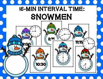 Time Snowmen