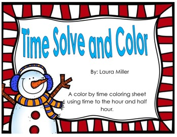 Time Solve and Color