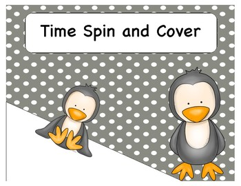 Time Spin and Cover