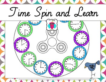 Time Spin and Learn