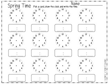 "Time: Spring ""Time"" Differentiated Games"