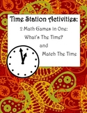 Time Station Activites