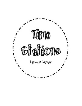 Time Stations Rotation Game