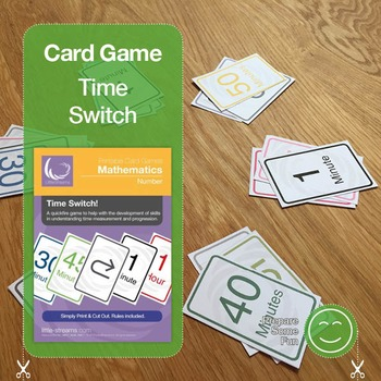 Time Switch Card Game
